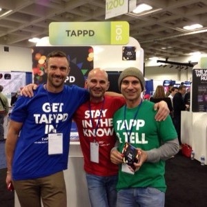 TAPPD iOS - Launch at MacWorld