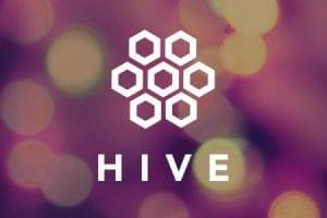Hive logo by DreamWalk