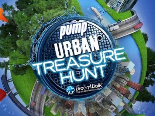 PUMP Urban Treasure Hunt