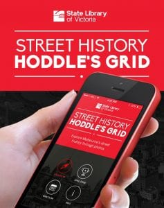 Hoddle's Grid iOS app by DreamWalk
