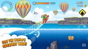 Surfy by app developers, DreamWalk