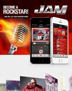 Jam for iPhone by DreamWalk