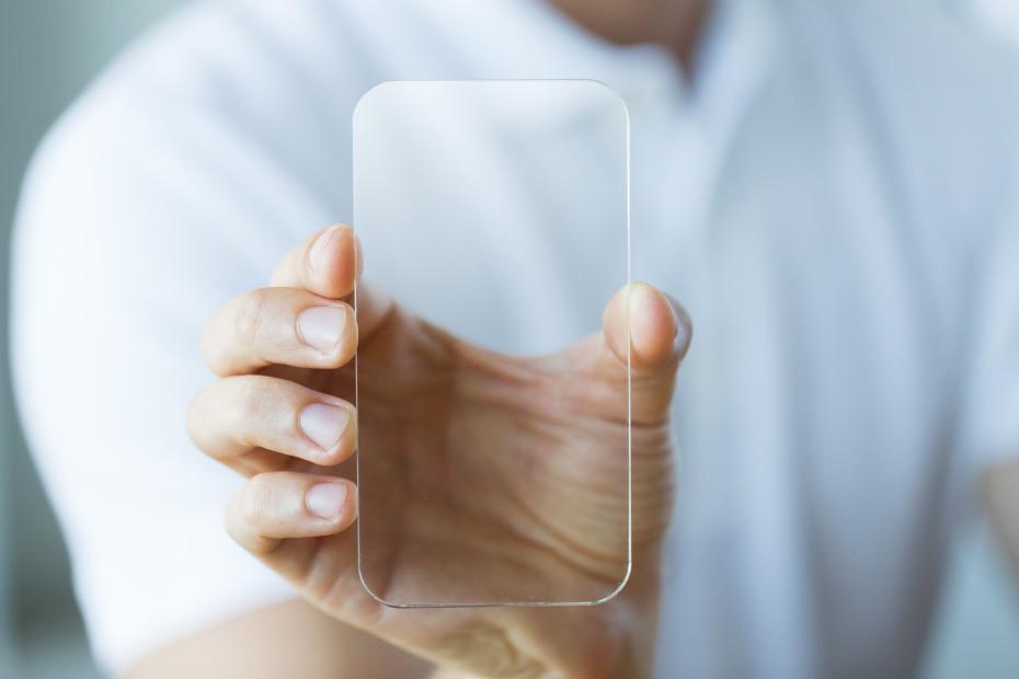 Transparent app development
