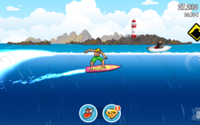 Surfy – First Look