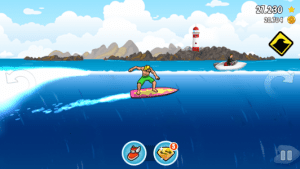 Surfy Screenshot image by DreamWalk