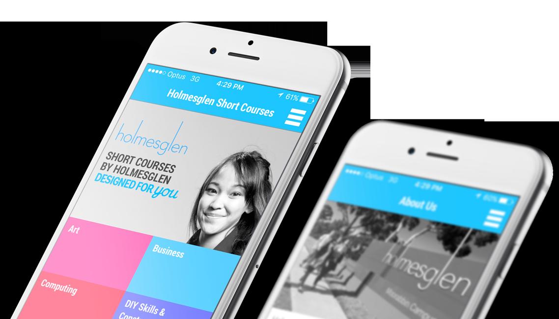 DreamWalk App developers Australia - Holmesglen