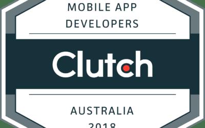 Clutch Ranks DreamWalk in Top 5 App Developers in Australia