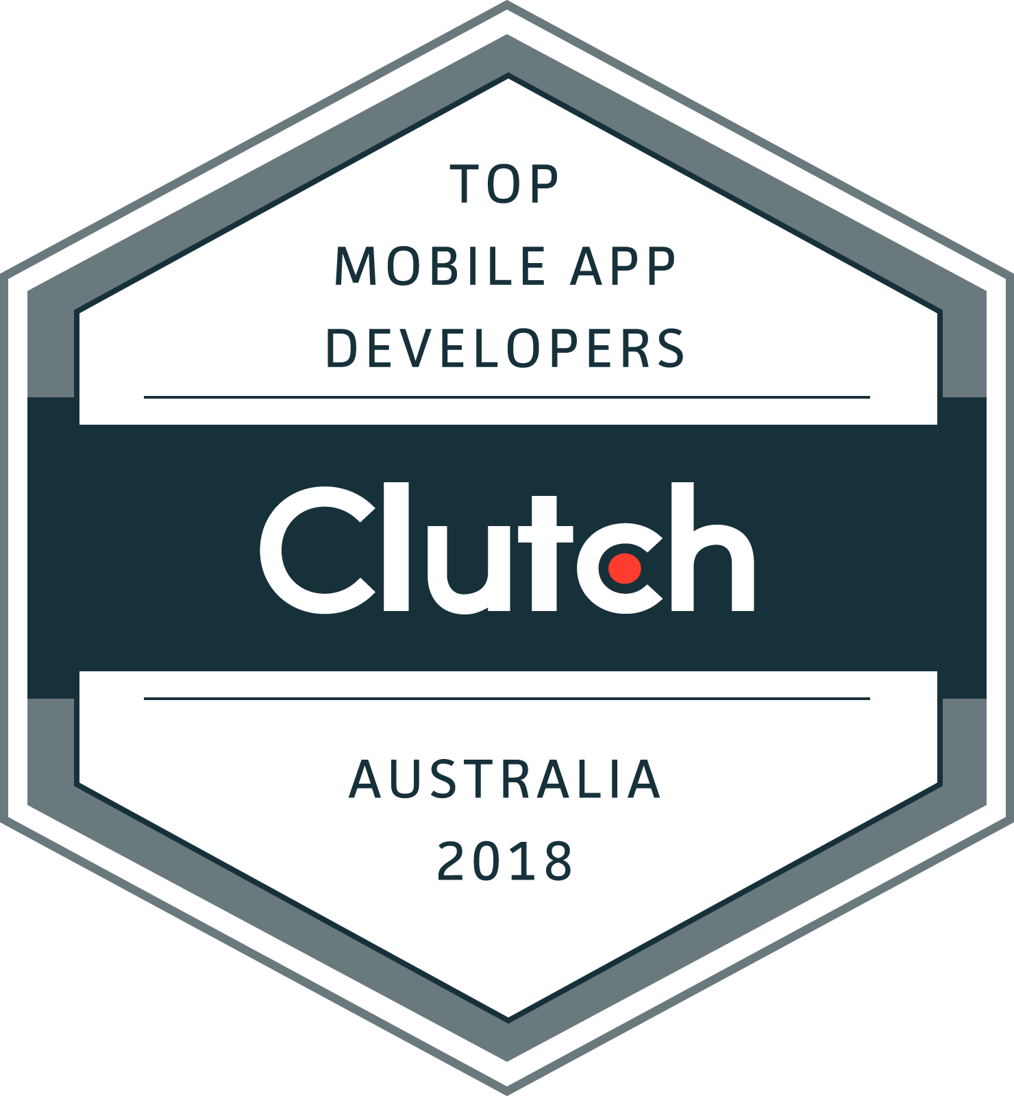 clutch DreamWalk top 5 app developers in Australia