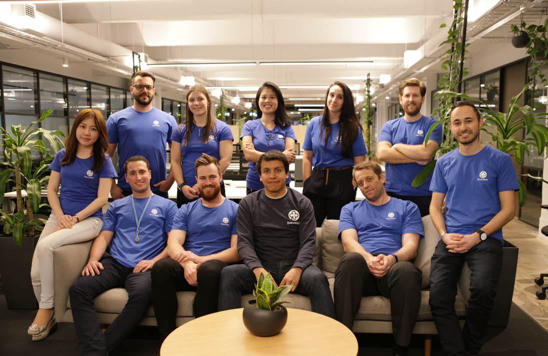 DreamWalk app development Melbourne team
