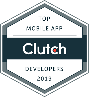 Clutch Top Australian App Developers Report Logo