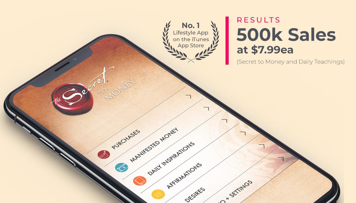 App developers Australia - The Secret