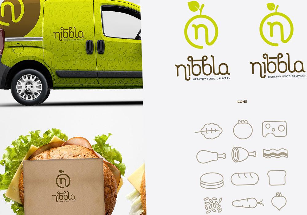 app brand design