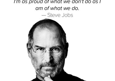 Steve-Job-proud-of-what-we-dont-do-quote