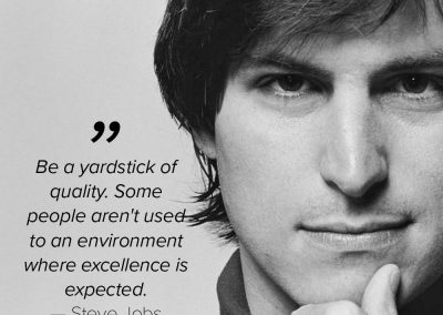 Steve-Jobs-be-a-yard-stick-quote