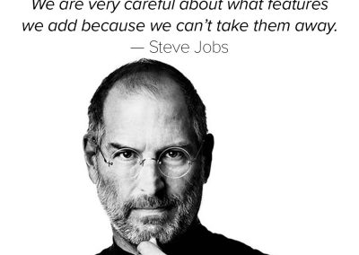 Steve-Jobs-careful-features-we-add-quote