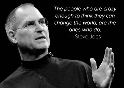 Steve-Jobs-crazy-enough-to-change-the-world-quote