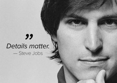 Steve-Jobs-details-matter-quote