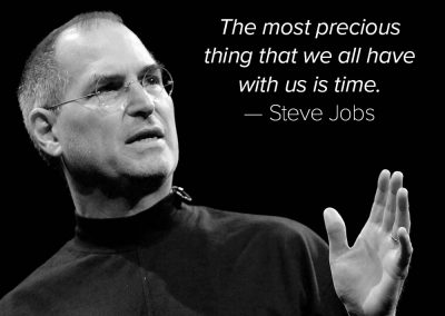 Steve-Jobs-precious-time-quote