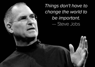 Steve-Jobs-to-be-important-quote