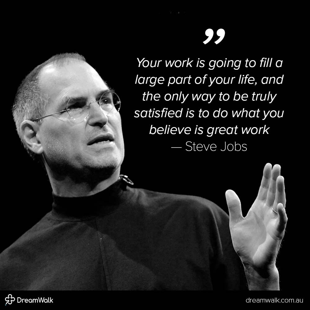 Steve Jobs Quotes On Work Daily Quotes