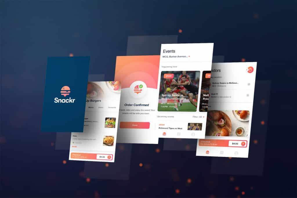 app branding design