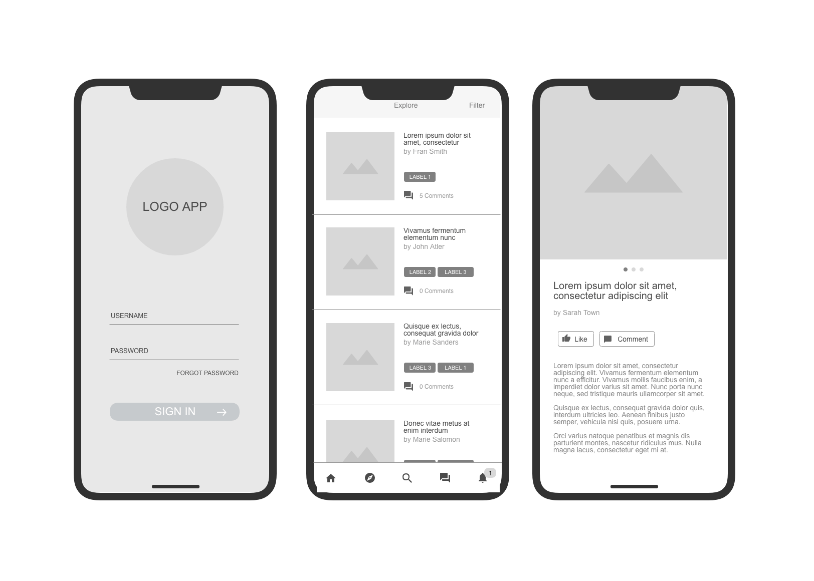 ios-mobile-UX-wireframe