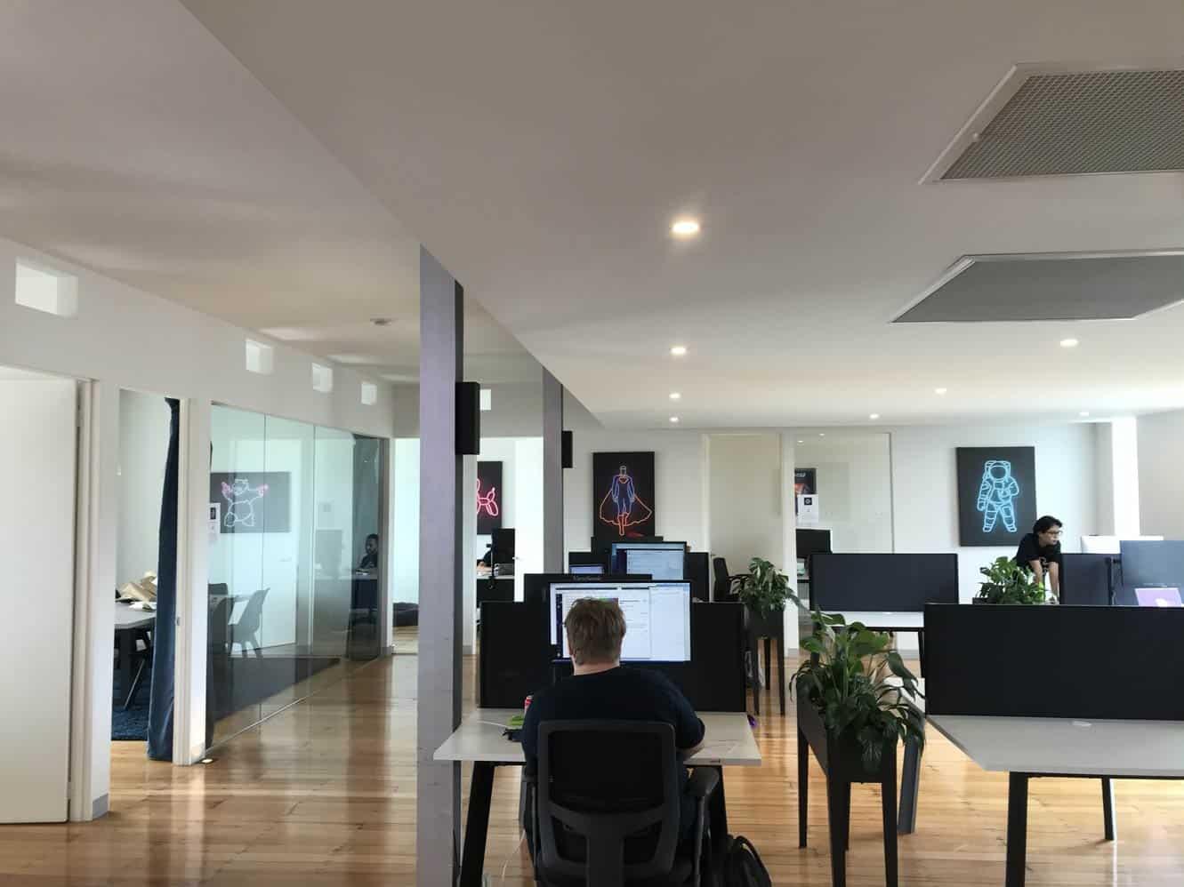 DreamWalk South Yarra Office
