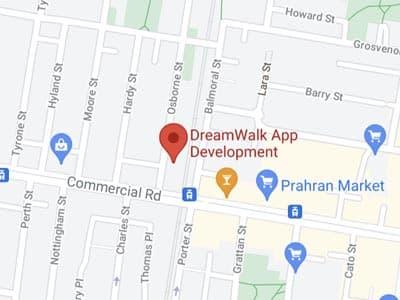 DreamWalk-office
